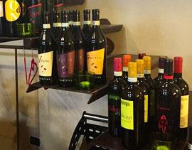 Carta dei vini del ristorante I Salici Ridenti di Nizza Monferrato