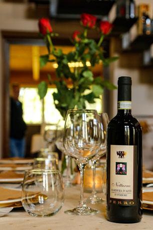 Ristorante I Salici Ridenti in Nizza Monferrato